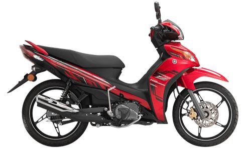 Yamaha Lagenda 115Z Malaysia 2016 otomercon (1)