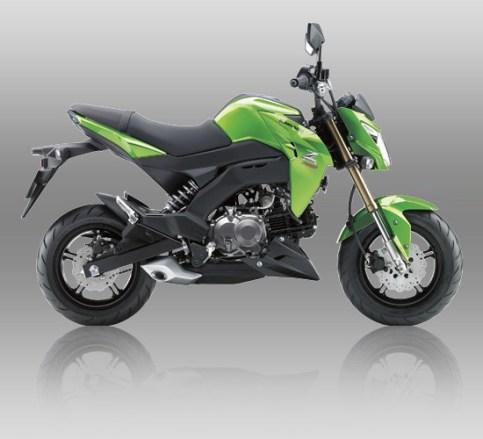 Kawasaki Z125 Pro otomercon (1)