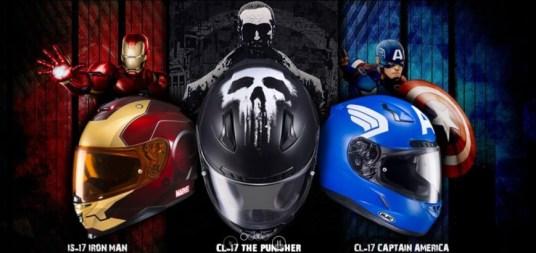 Helm HJC Marvel