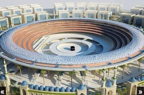 Makkah Masjidil Haram 2020 (1)