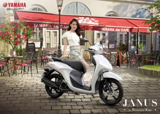 Yamaha janus 125cc 2017 (1)