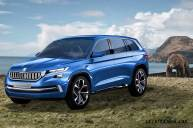 skoda-SUV-kodiak-and-kodiaq-bear