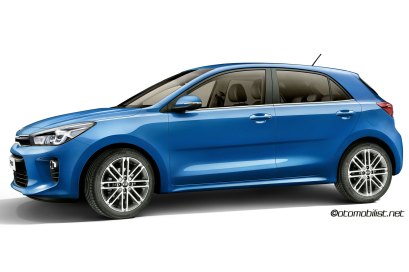 2017-Kia-Rio-Blue-Paris-Side