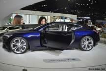 Opel Insignia Coupe / Buick Avista Concept