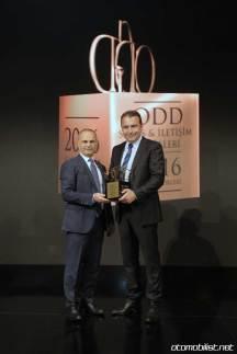 2016 Gladyotör ödül töreni Suzuki