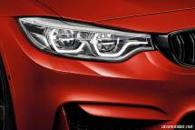 2018 BMW M4 Coupe Far ve Tampon