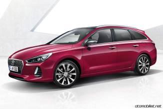 yeni Hyundai 2018 i30 Tourer SW