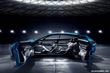Peugeot Instinct Concept Kabin