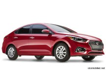 2018 Hyundai Accent Front Side