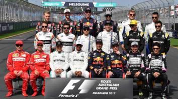 Formula 1 Avustralya GP 2017