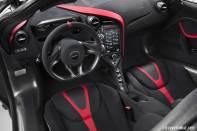 2018 McLaren 720S Velocity Kabin