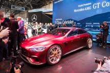 Mercedes-AMG GT Concept 2017 Cenevre Motor Show