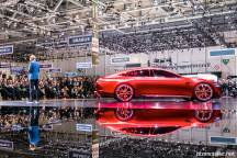 Mercedes-AMG GT Concept 2017 Cenevre Otomoil Fuarı