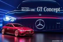 Mercedes-AMG GT Concept Cenevre Motor Show 2017