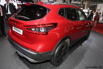 2018 Nissan Qashqai 2017 Cenevre Motor Show