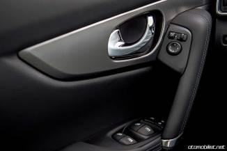 2018 Nissan Qashqai kapı kolu