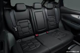 2018 Nissan Qashqai arka koltuklar