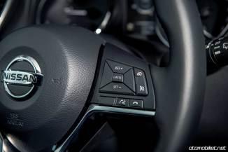 2018 Nissan Qashqai direksiyondan kontrol