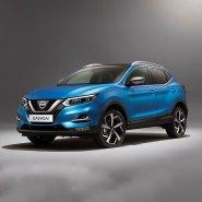 yeni 2018 Nissan Qashqai mavi