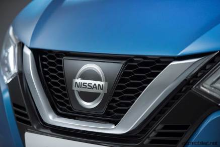 2018 Nissan Qashqai yeni panjur