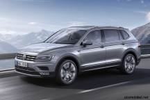 Volkswagen 2018 Tiguan +2 Allspace