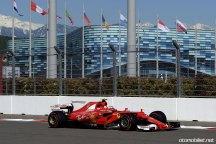 2017 Formula 1 Rusya GP Ferrari