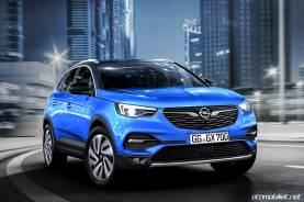 2018 Opel Grandland X sürüş
