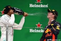 2017 Formula 1 Chinese Grand Prix podyum