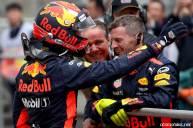 2017 Formula 1 Chinese Grand Prix Max Verstappen Red Bull Racing