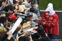 2017 Formula 1 Chinese Grand Prix Sebastian Vettel Ferrari