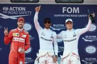 2017 Formula 1 Chinese Grand Prix cumartesi siralama