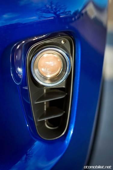 2018 Kia Rio Sedan sis farı