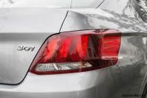 2017 Peugeot 301 tail light