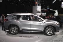 2018 Subaru Ascent SUV Concept profil