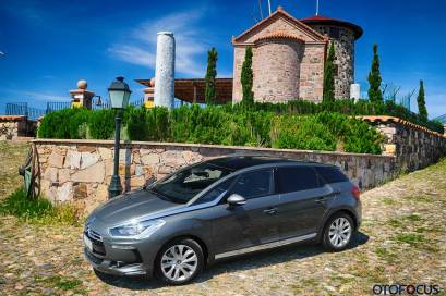 2012 Citroen DS5 static
