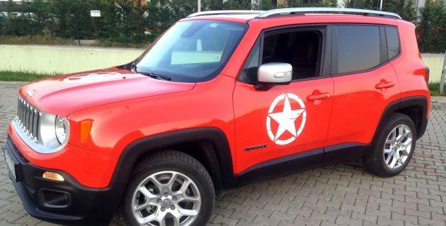 Jeep Renegade Limited 1.6L Multijet Testi