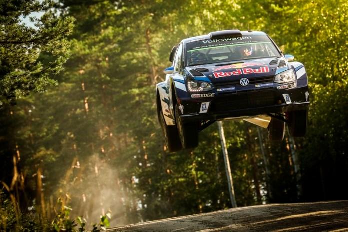 MOTORSPORT : WRC FINLAND - WRC - 31/07/2016