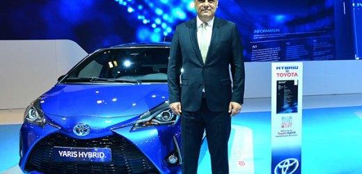 Toyota En Geniş Hibrit Ürün Gamı İle Autoshow'a Çıkarma Yaptı