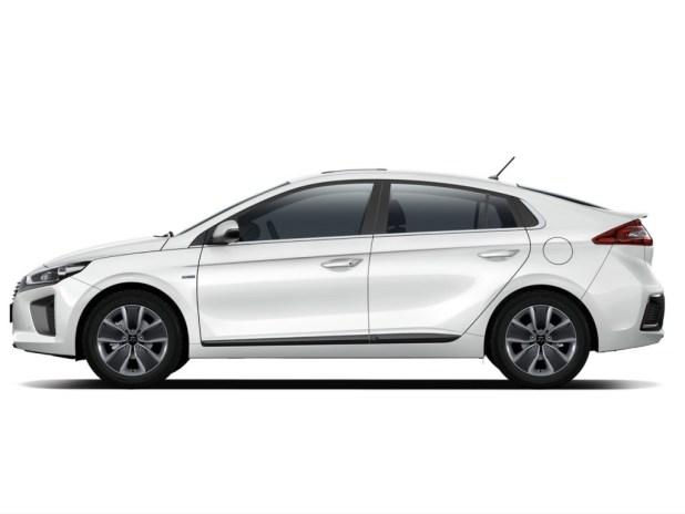 Hyundai IONIQ Hybrid (4)