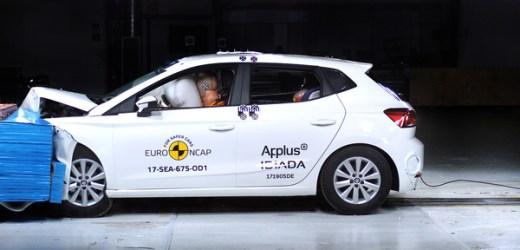 Yeni SEAT Ibiza 'yaEuro NCAP'ten tam not