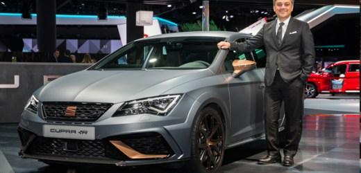 SEAT'ın Yeni Yıldızları Yeni Arona Ve Leon CUPRA R, Frankfurt'ta Tanıtıldı