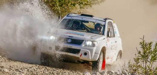Transanatolia Rally Raid yarış sezonunu yine zorlu bir mücadele ile kapattı