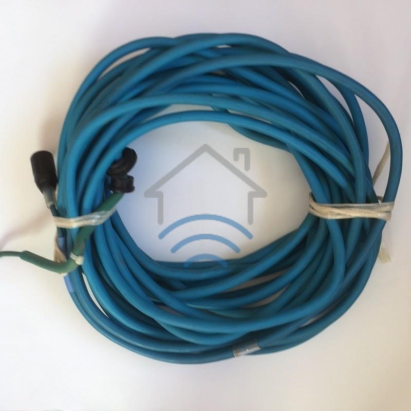 cable flottant bleu 18m pour robot piscine astralpool