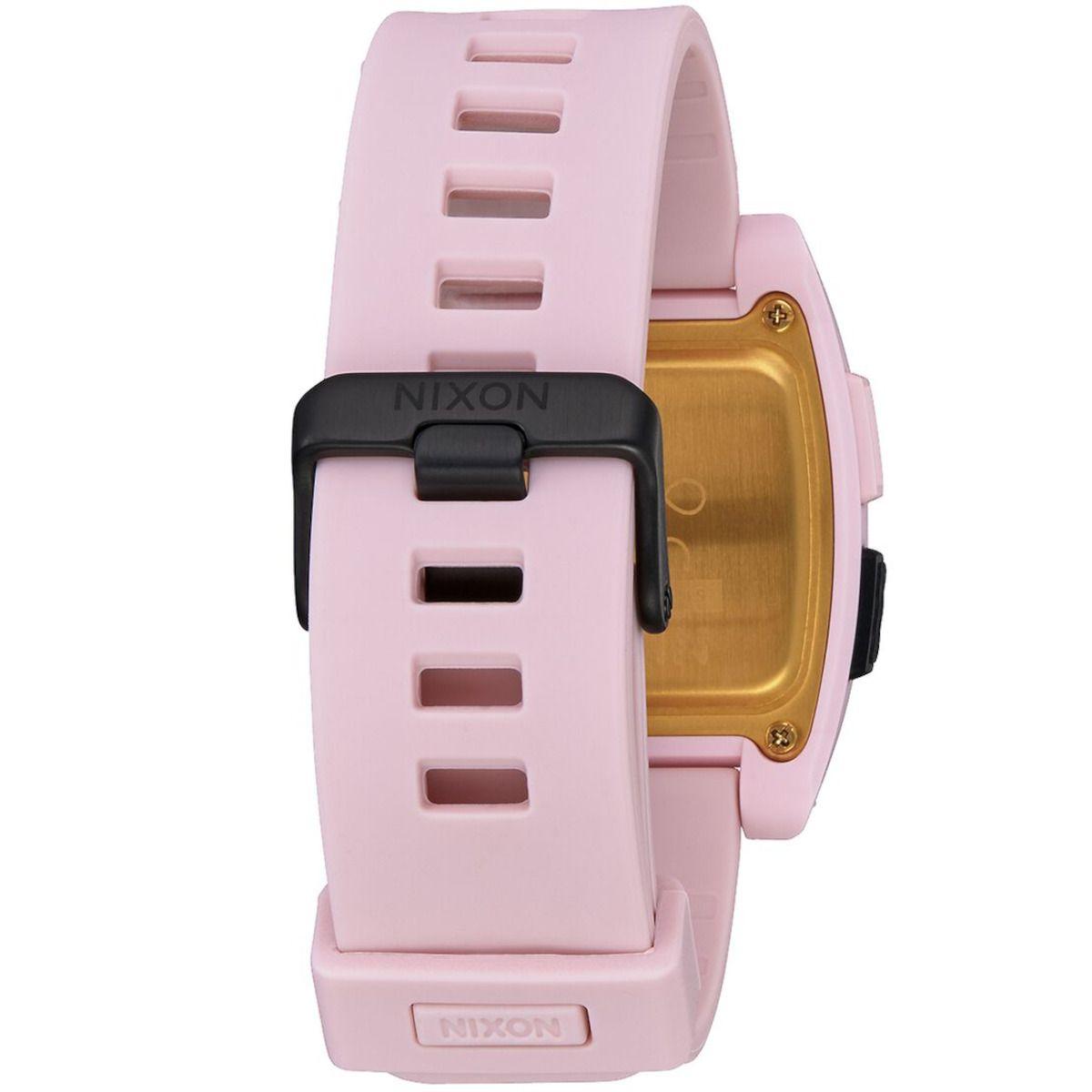 Zegarek Nixon Base Tide Soft Pink Gold Lh