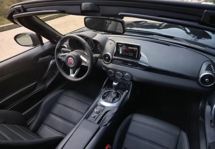 Fiat 124 Spider 2016 Teknik Özellikleri