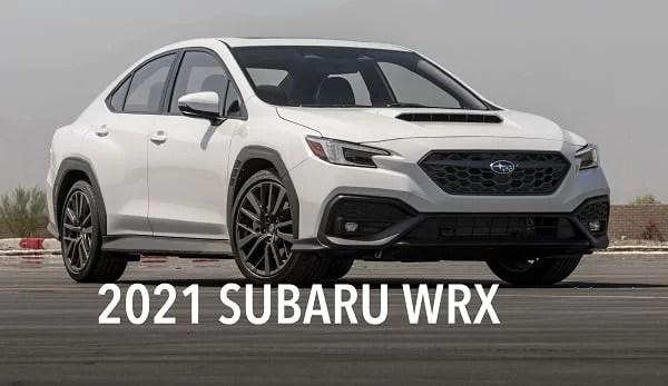 2021 Subaru WRX. Yeni Subaru WRX. 2021 model arabalar.