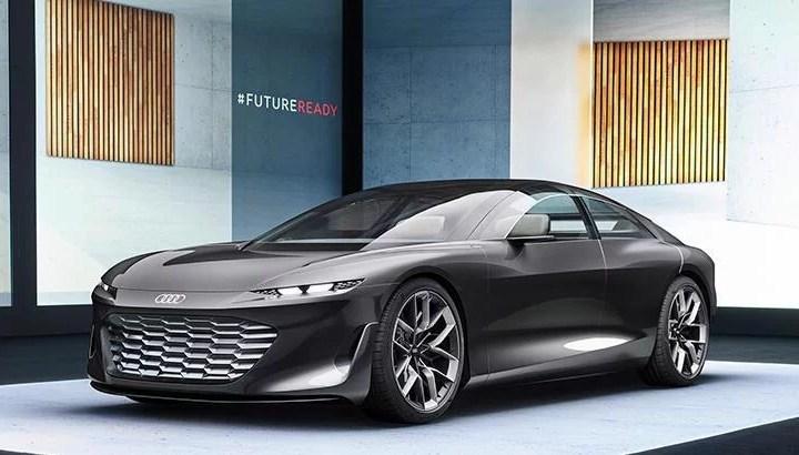 Audi grandsphere'i tanıttı – Otomobil Haberleri