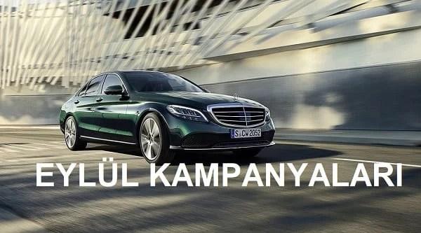 Mercedes kampanyaları Eylül 2021. 0 araç kampanya. 0 araba kampanya.