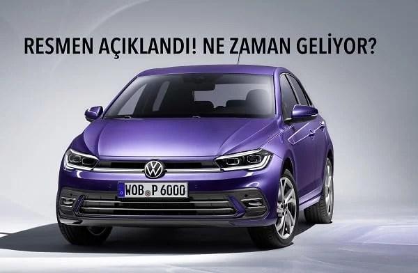 Yeni Polo ne zaman geliyor? 2021 VW Polo. 0 km VW Polo. Yeni VW Polo.