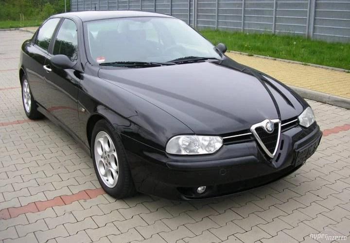 Alfa Romeo 156 (932) 1.9 JTD (115 Hp) Teknik Özellikler